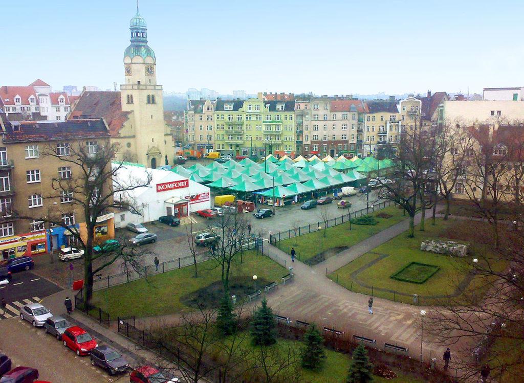 Poznań Rynek Wildecki