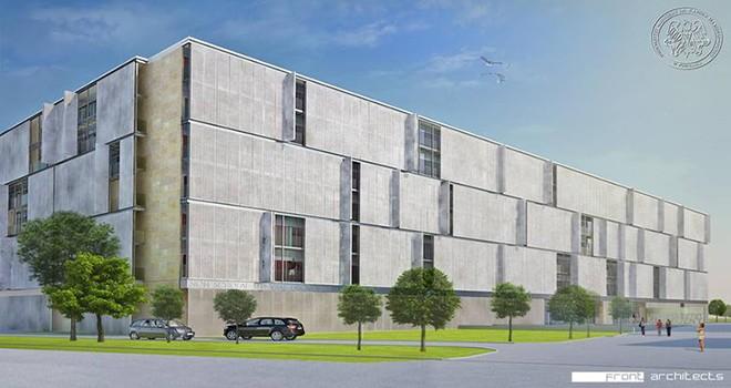 Laboratoria Collegium Farmaceuticum na Grunwaldzie