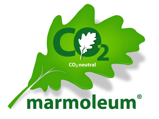 Marmoleum Forbo C02 neutral