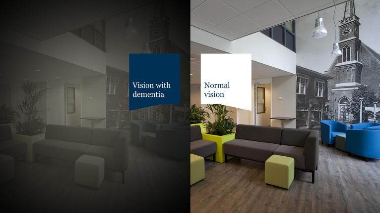 Projektowanie dla demencji - Tarkett